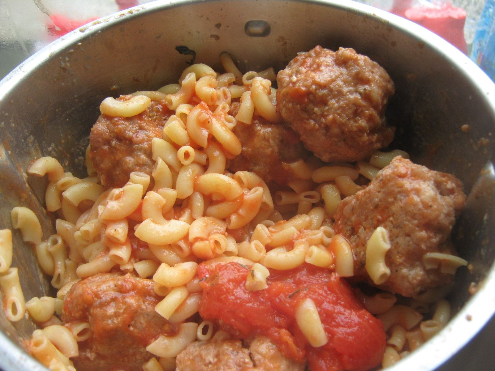 Boulettes de viande à l'italienne