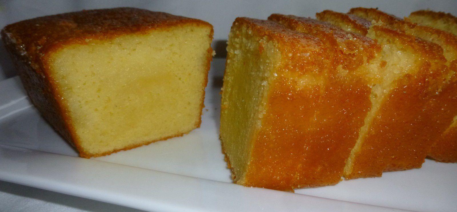 cake super fondant au citron