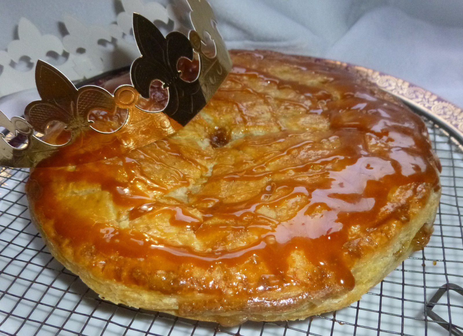 Cheese Cake Pommes Caramel Beurre Sal Ef Bf Bd