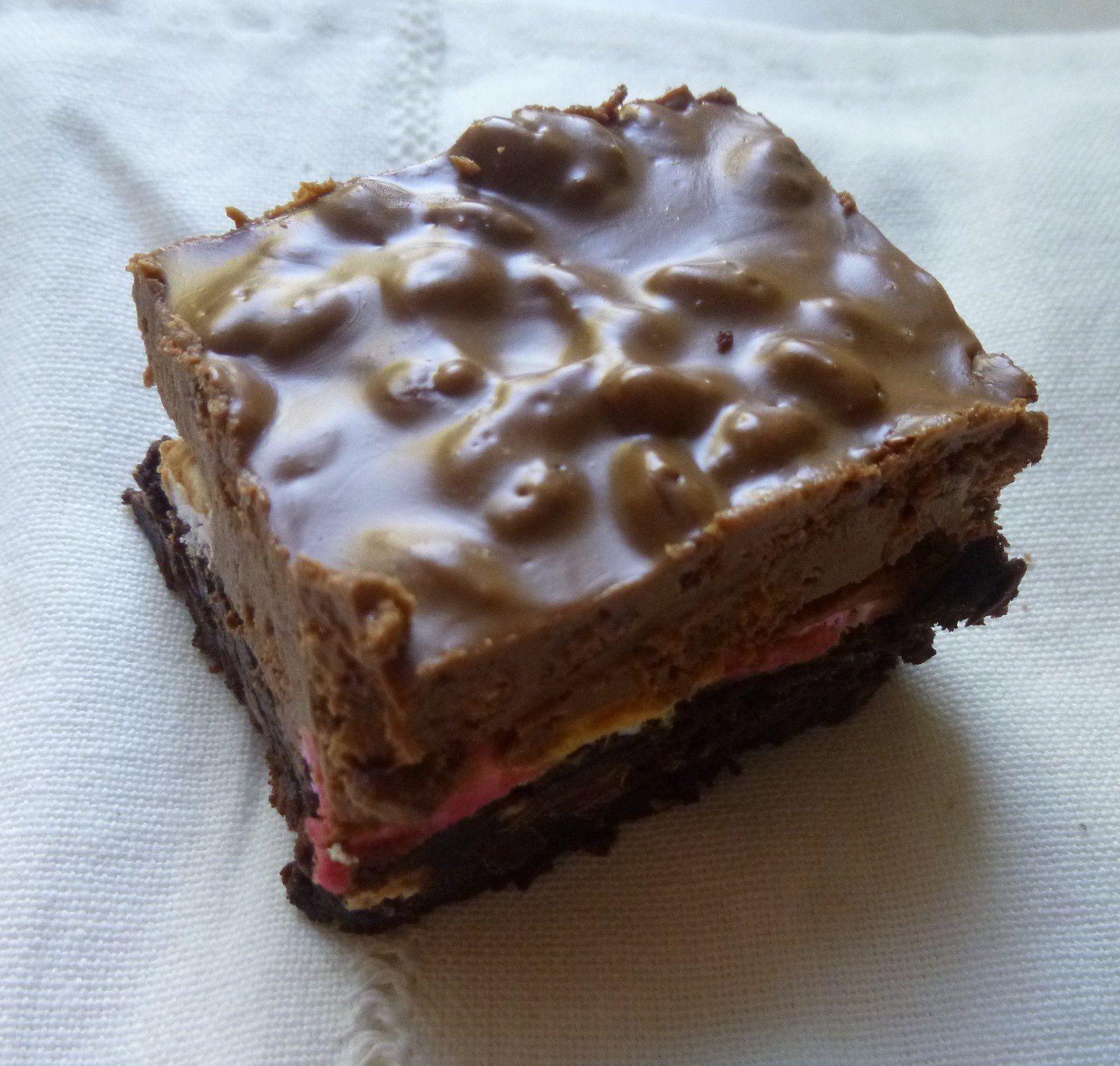brownie totalement régressif
