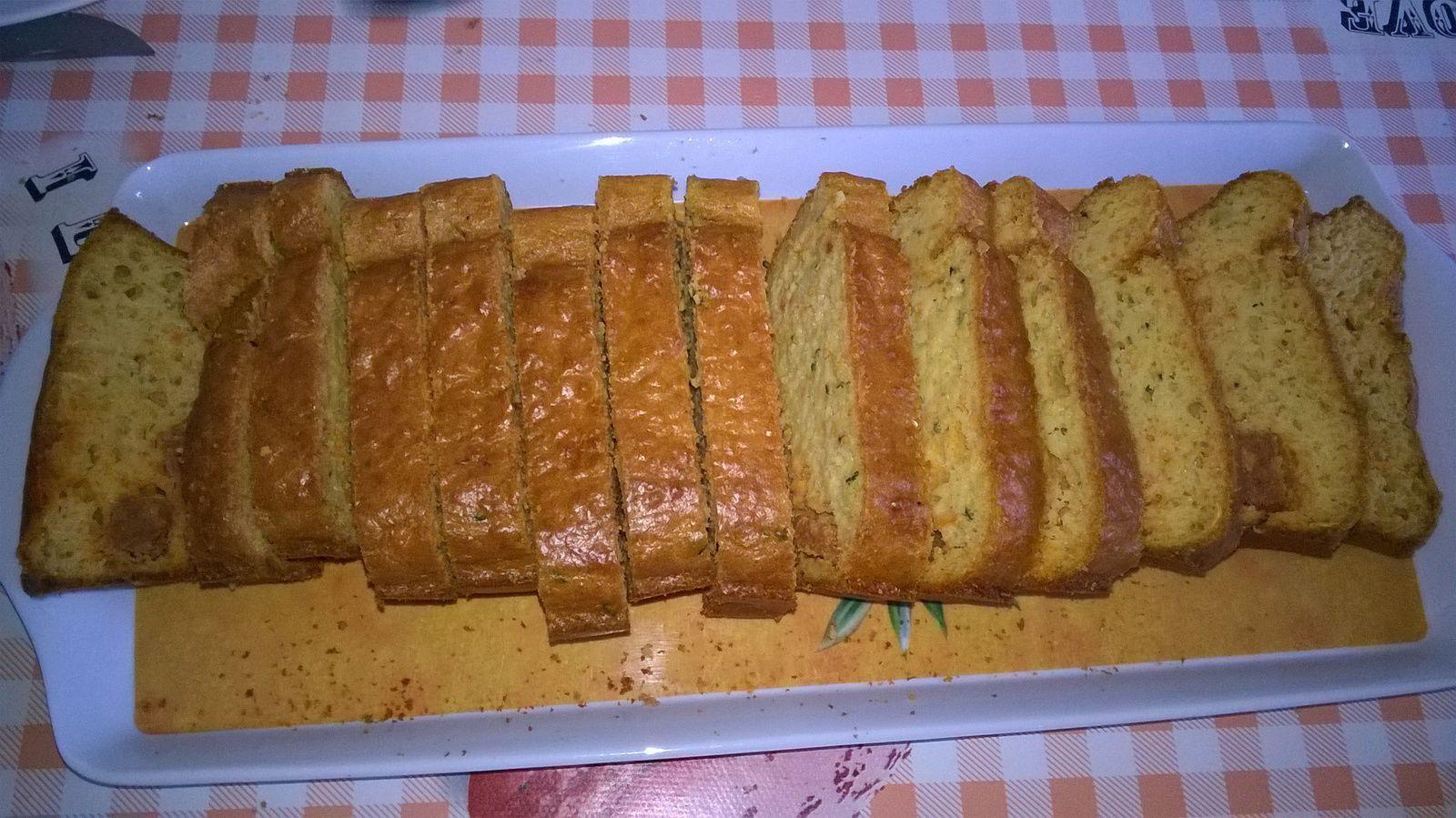 Cake Sarrazin Fruits Secs