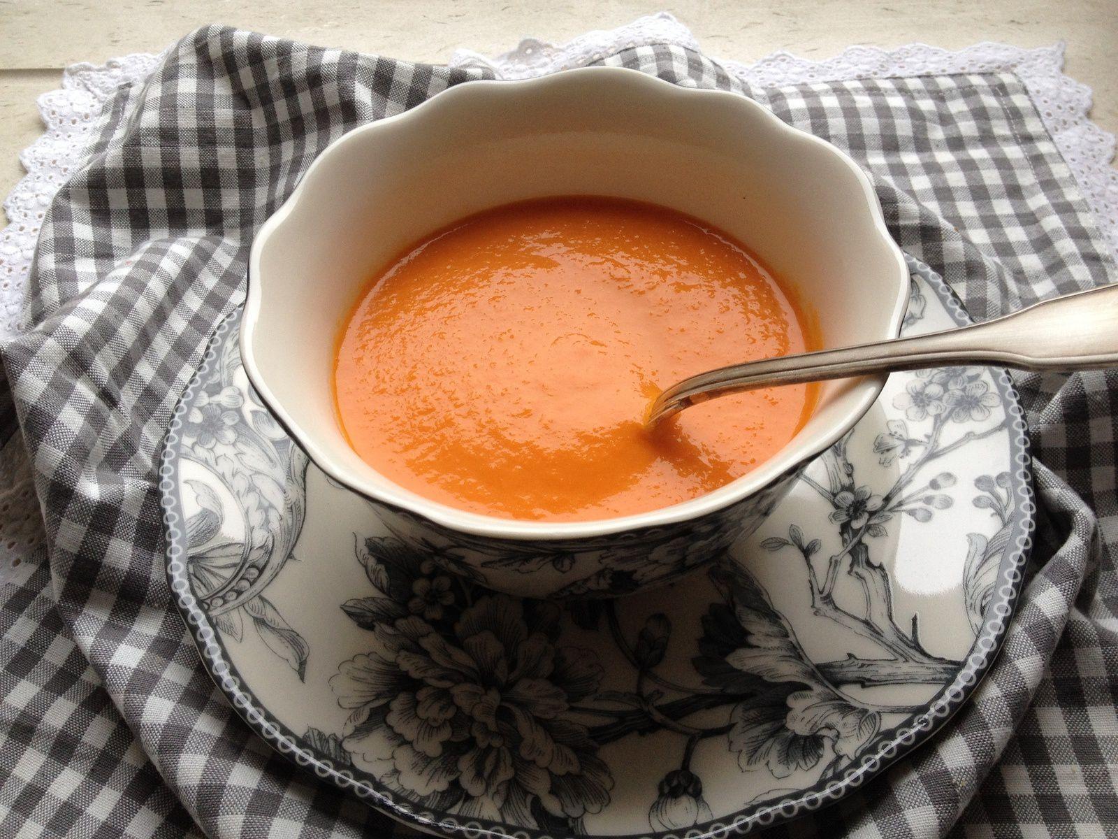 velouté rapide de tomates &quot&#x3B;d'hiver&quot&#x3B;