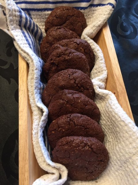 cookies brownie