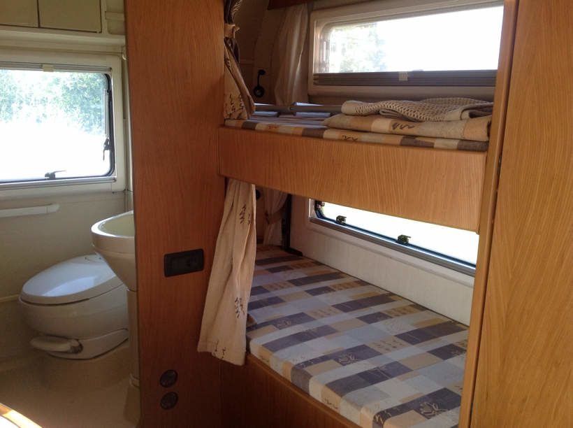 le camping-car