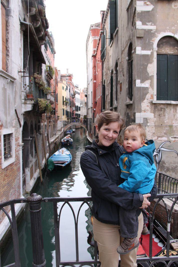 Quelques images de Venise, journée du 4 mars 2015