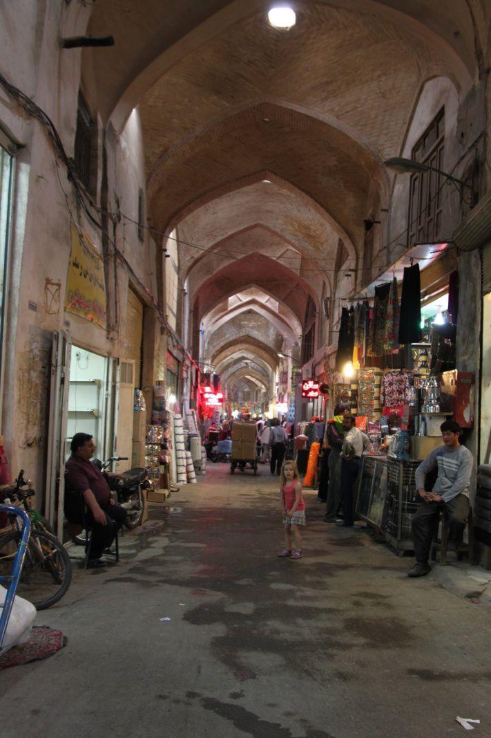 Douceur de vivre à Isfahan