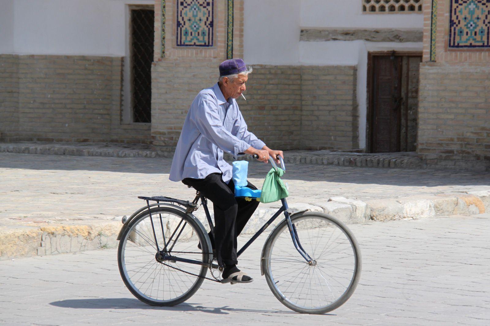 Un week end en Ouzbekistan, ou comment j'ai parlé russe couramment...