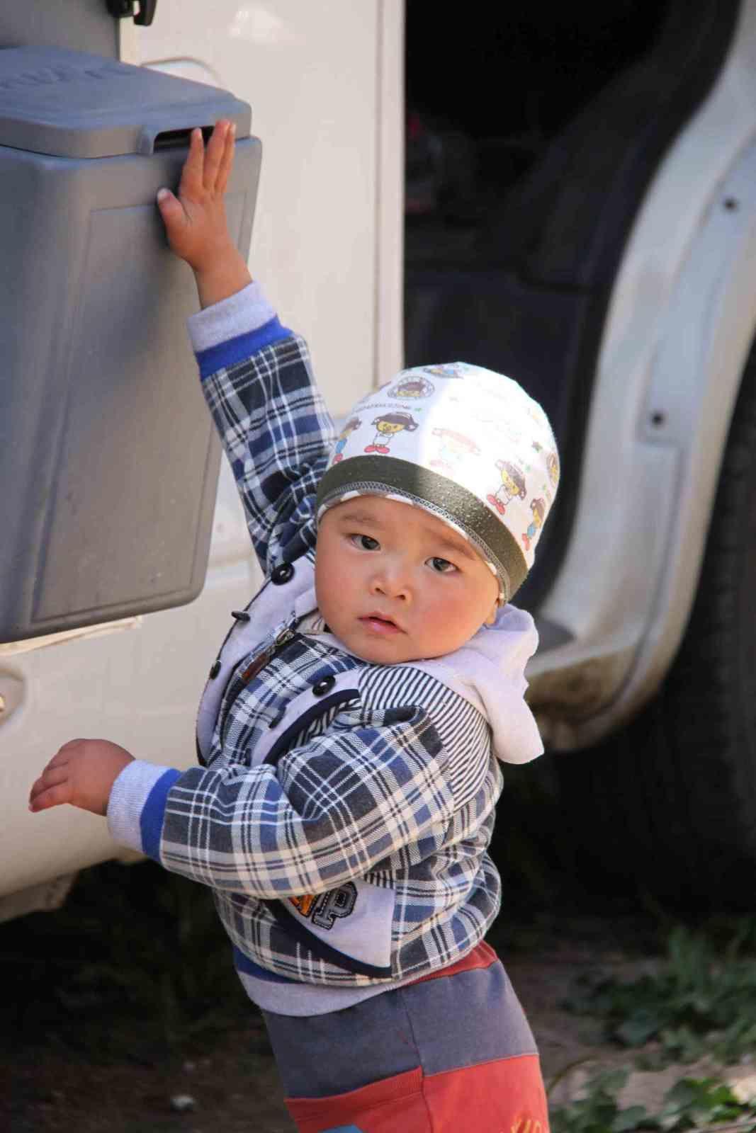 Kirghistan : 1ère impression... géniale !