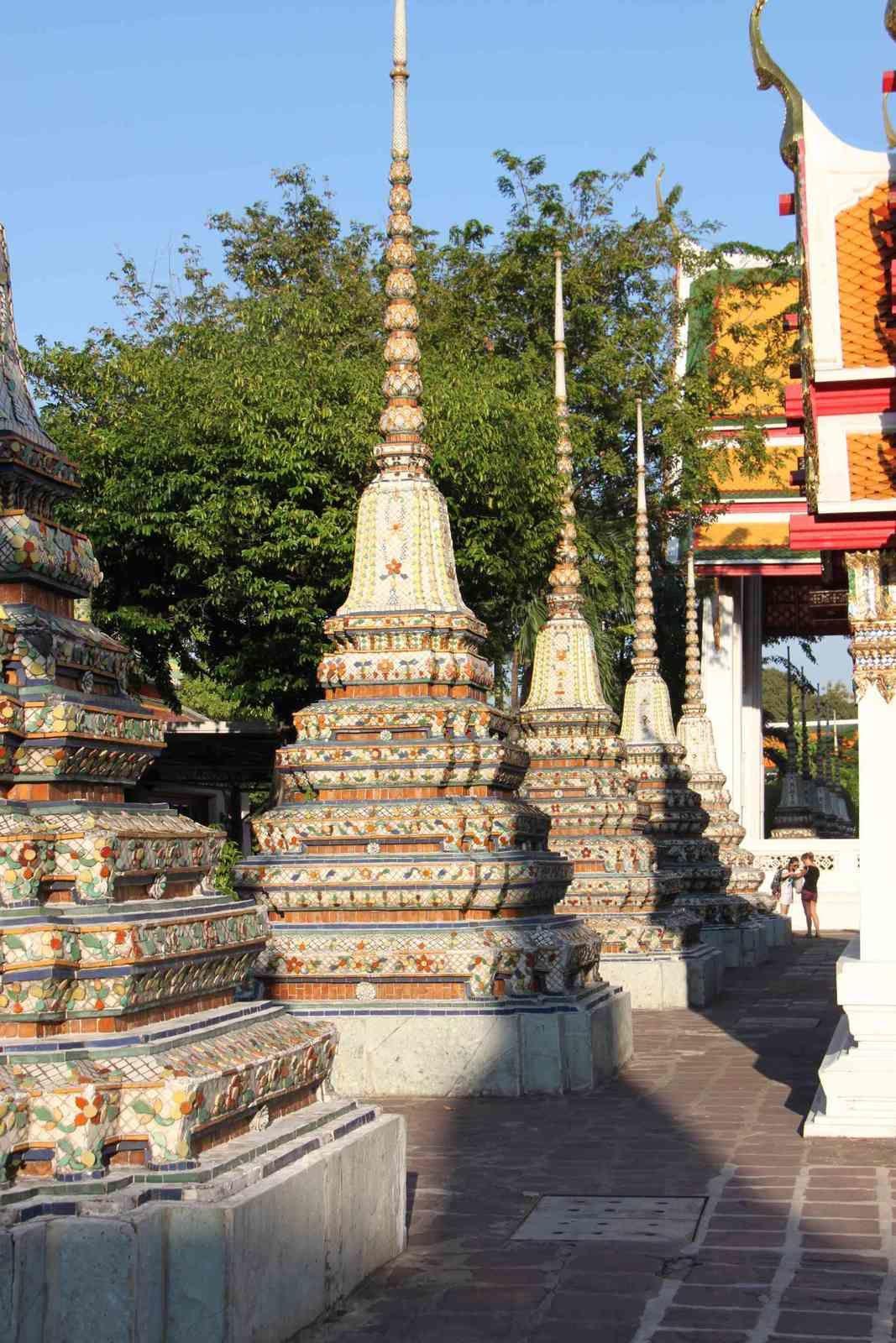 Un tour à neuf à Bangkok !