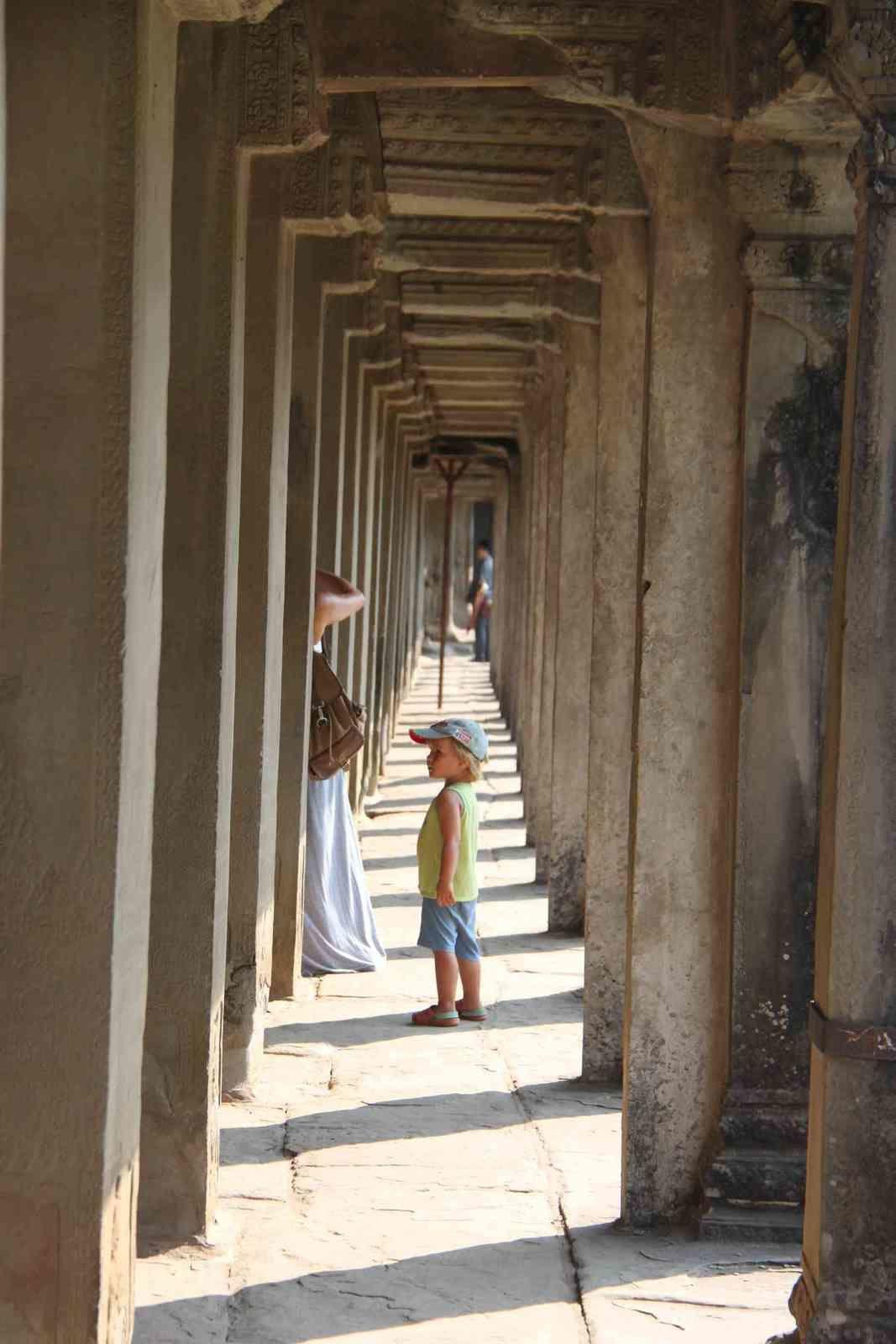 Angkor et Angkor