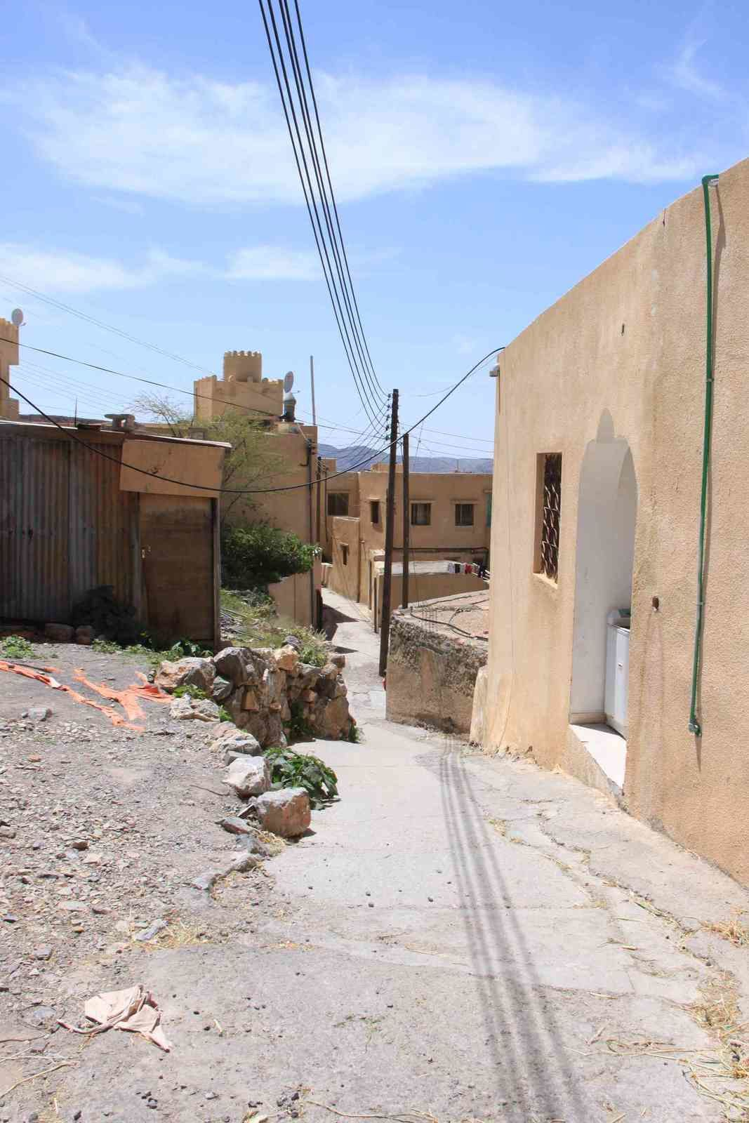 Nizwa et le Djebel Akhdar