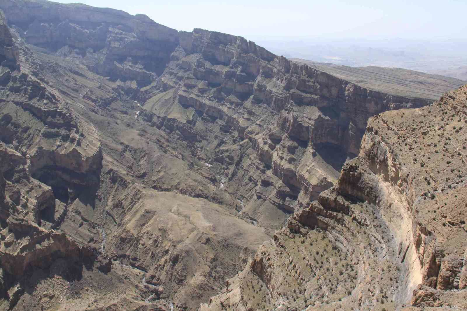Et soudain… le grand canyon !
