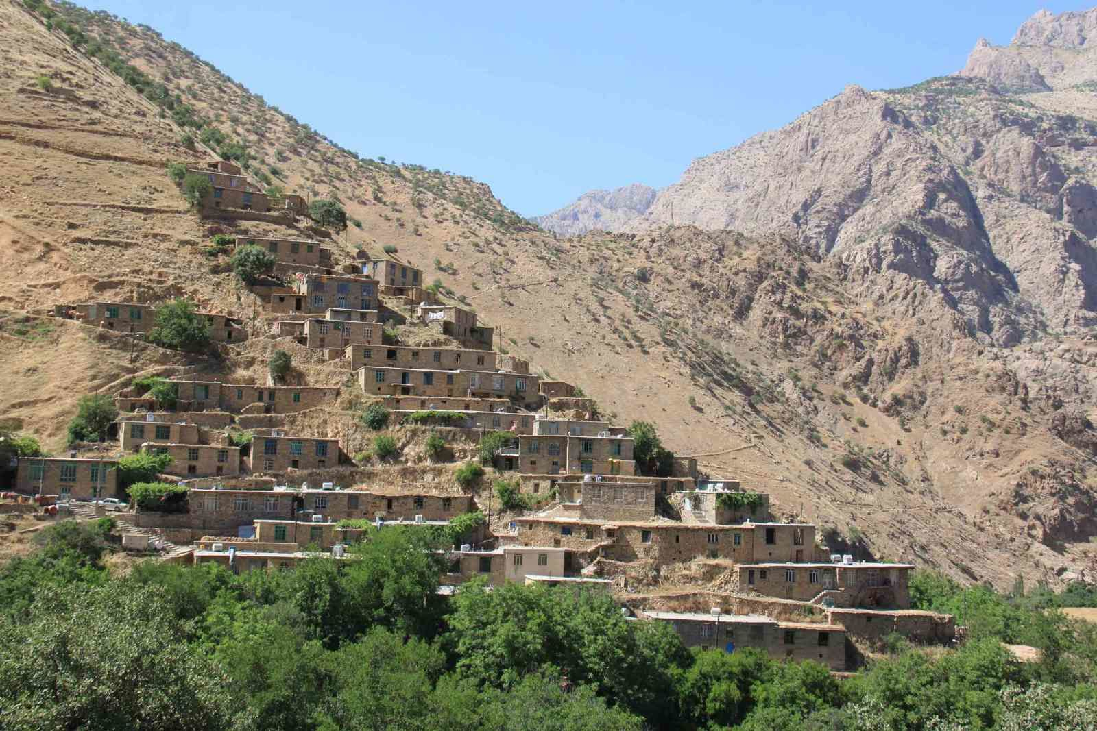 Magnifique Kurdistan iranien !