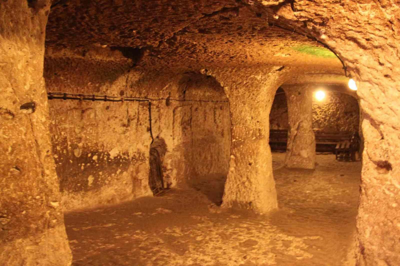 Cités souterraines, randonnée et… varicelle !