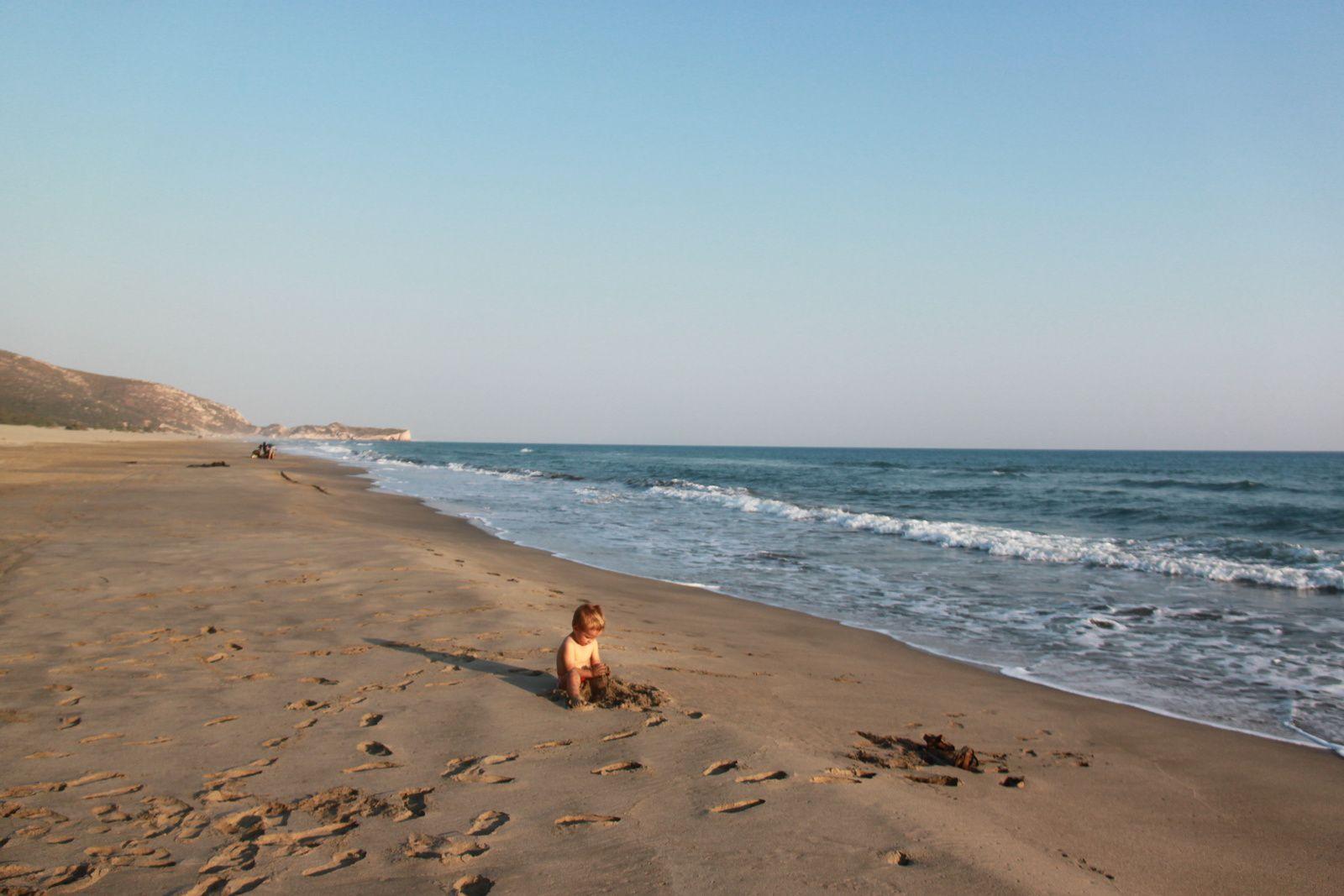 Plutôt plage ou plutôt crique ?