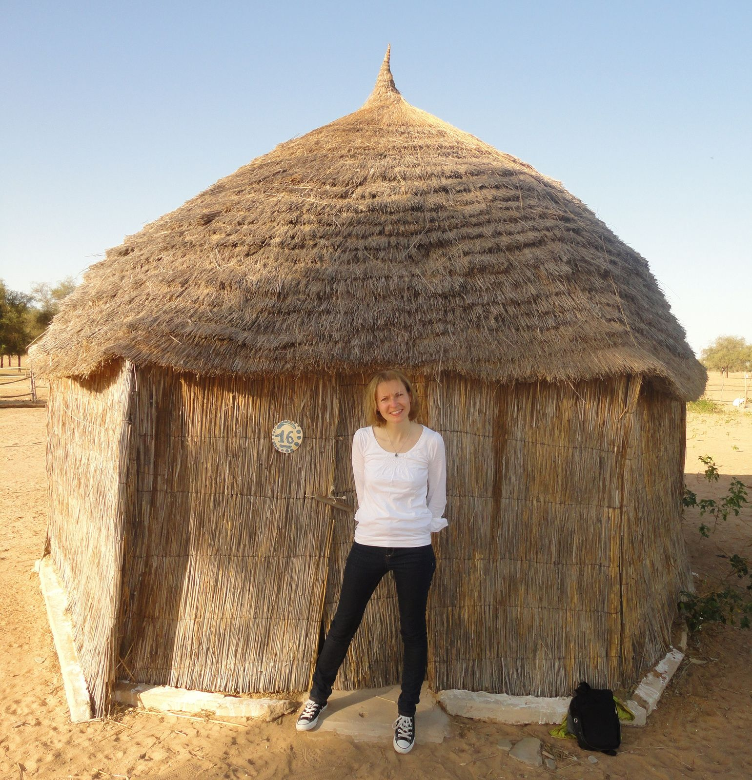 Au gîte de Koba, chez les Peuls du Ferlo