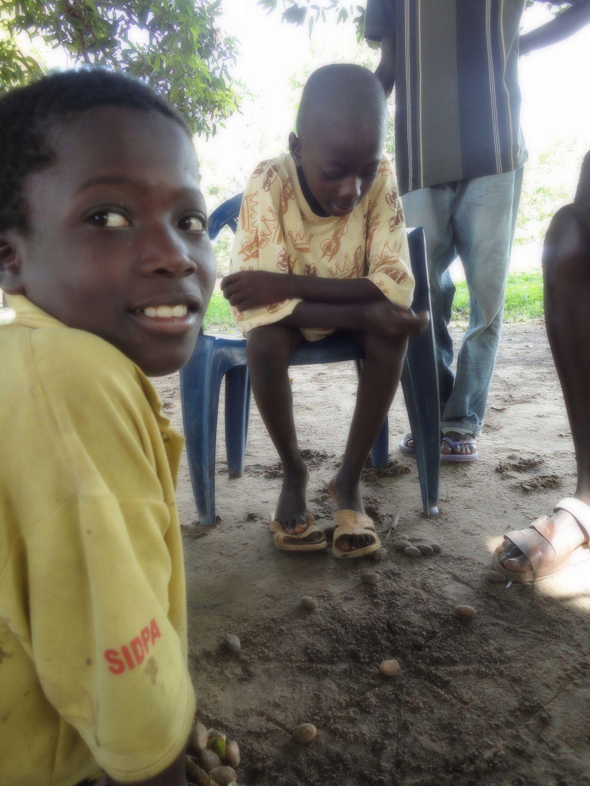 Les premières pluies en Casamance