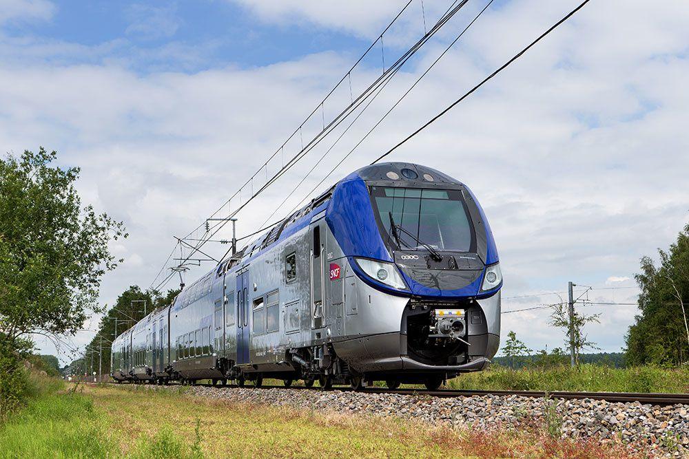 Regio2N, un train signé Bombardier