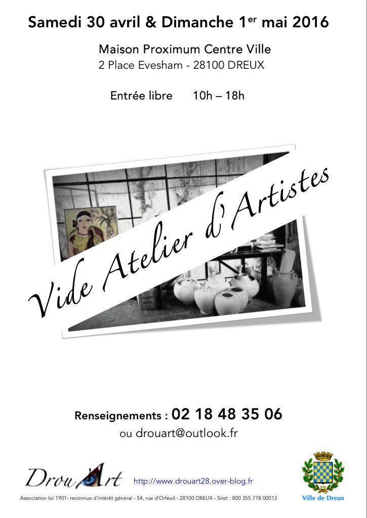 Vide Atelier d'Artistes