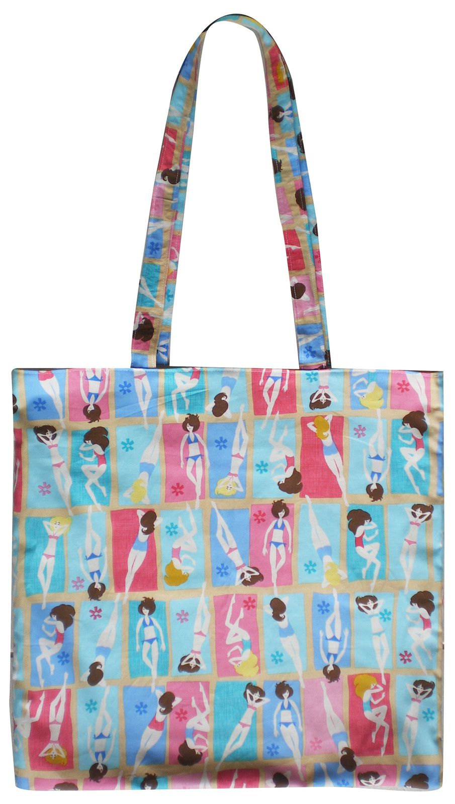 Tote bag pour la playa