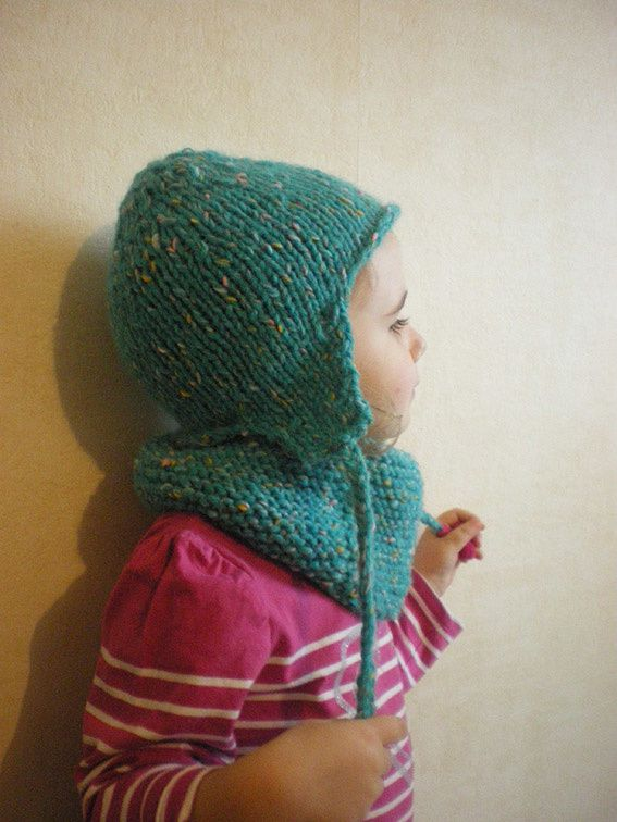 Ensemble Péruvien/ snood