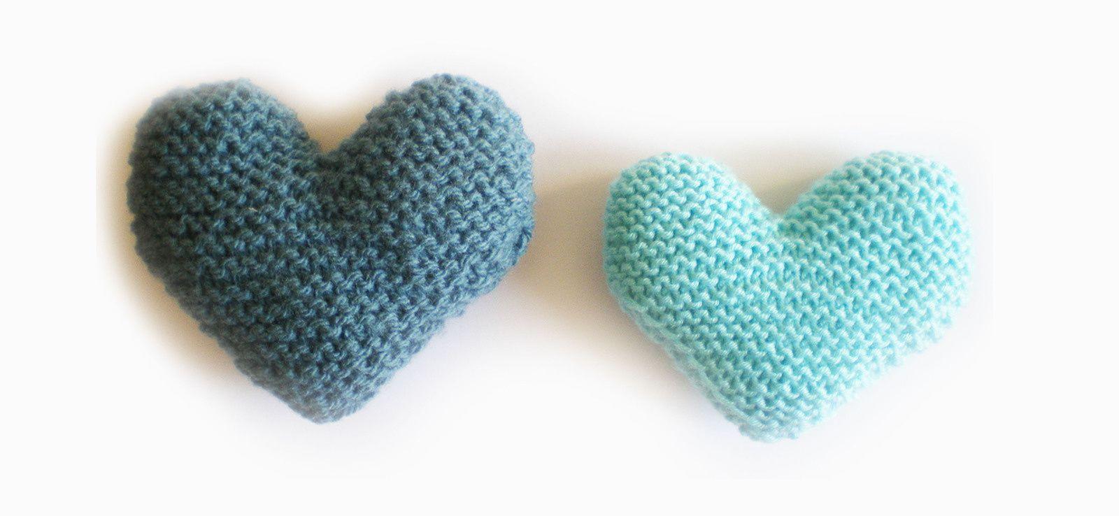 Des petits coeurs bleus pour l'association Ninoo