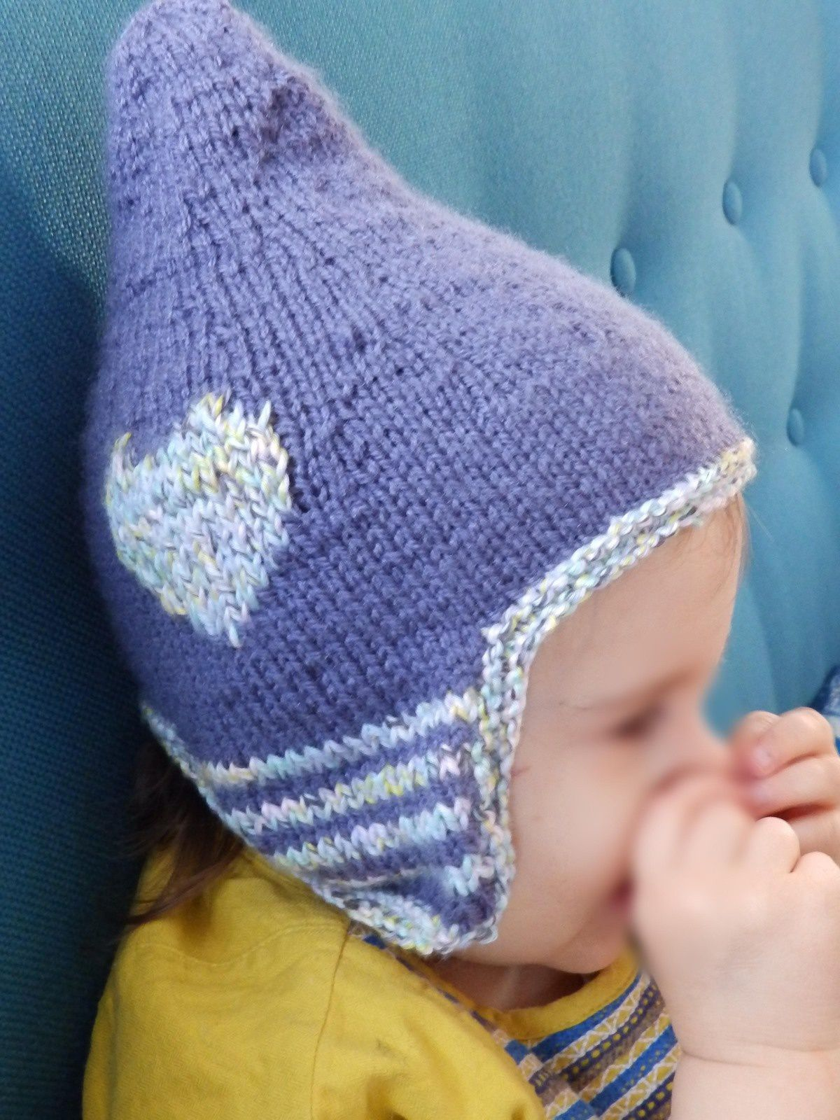 Le bonnet de Lilou