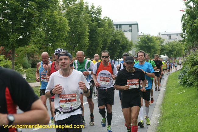 Mon Onzième Marathon : Caen