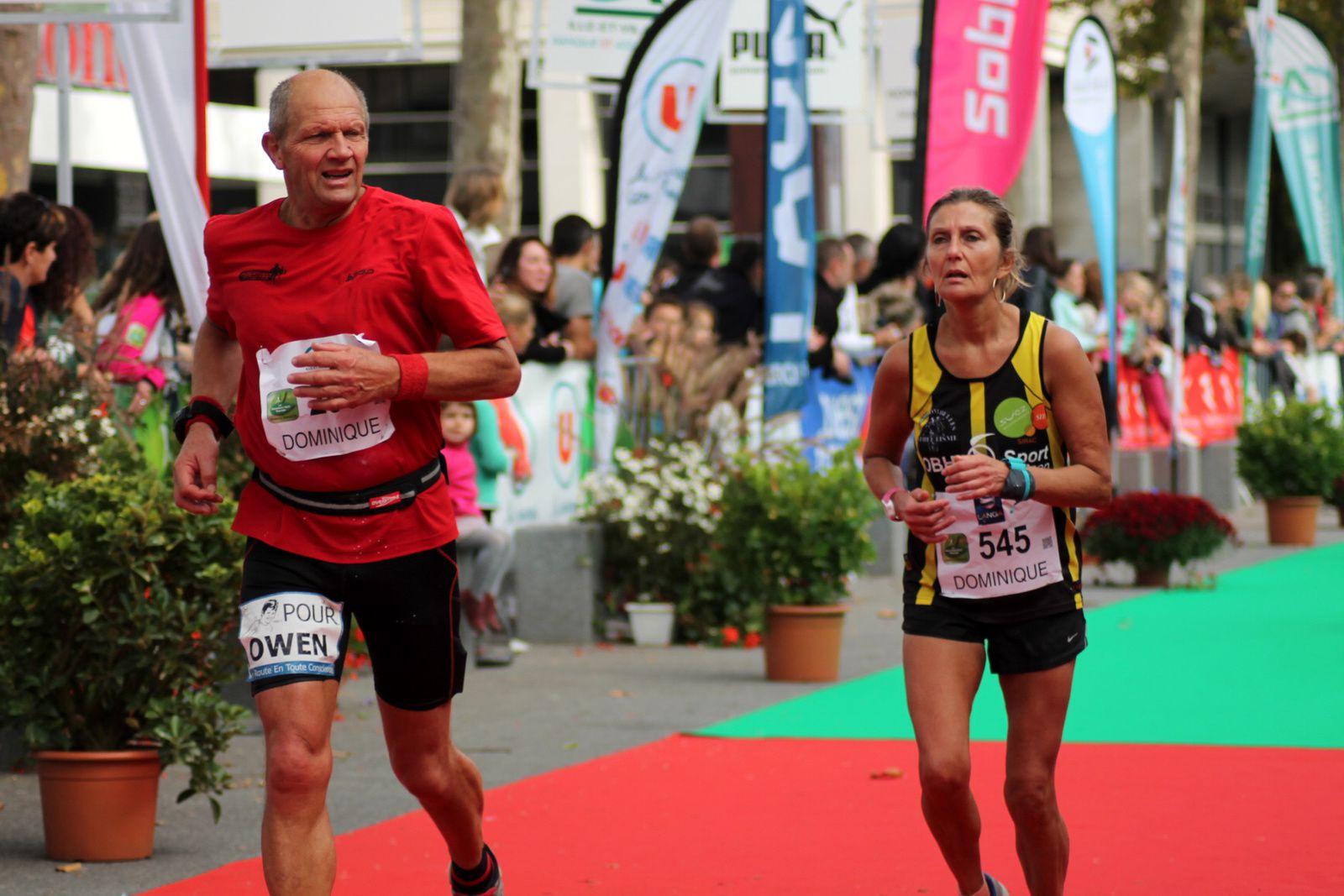 Mon Douzième Marathon : Rennes
