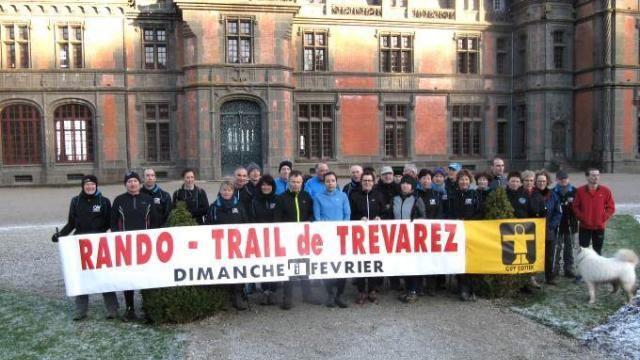 8 ème Trail de Trévarez