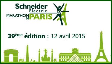 Mon Treizième marathon : Paris