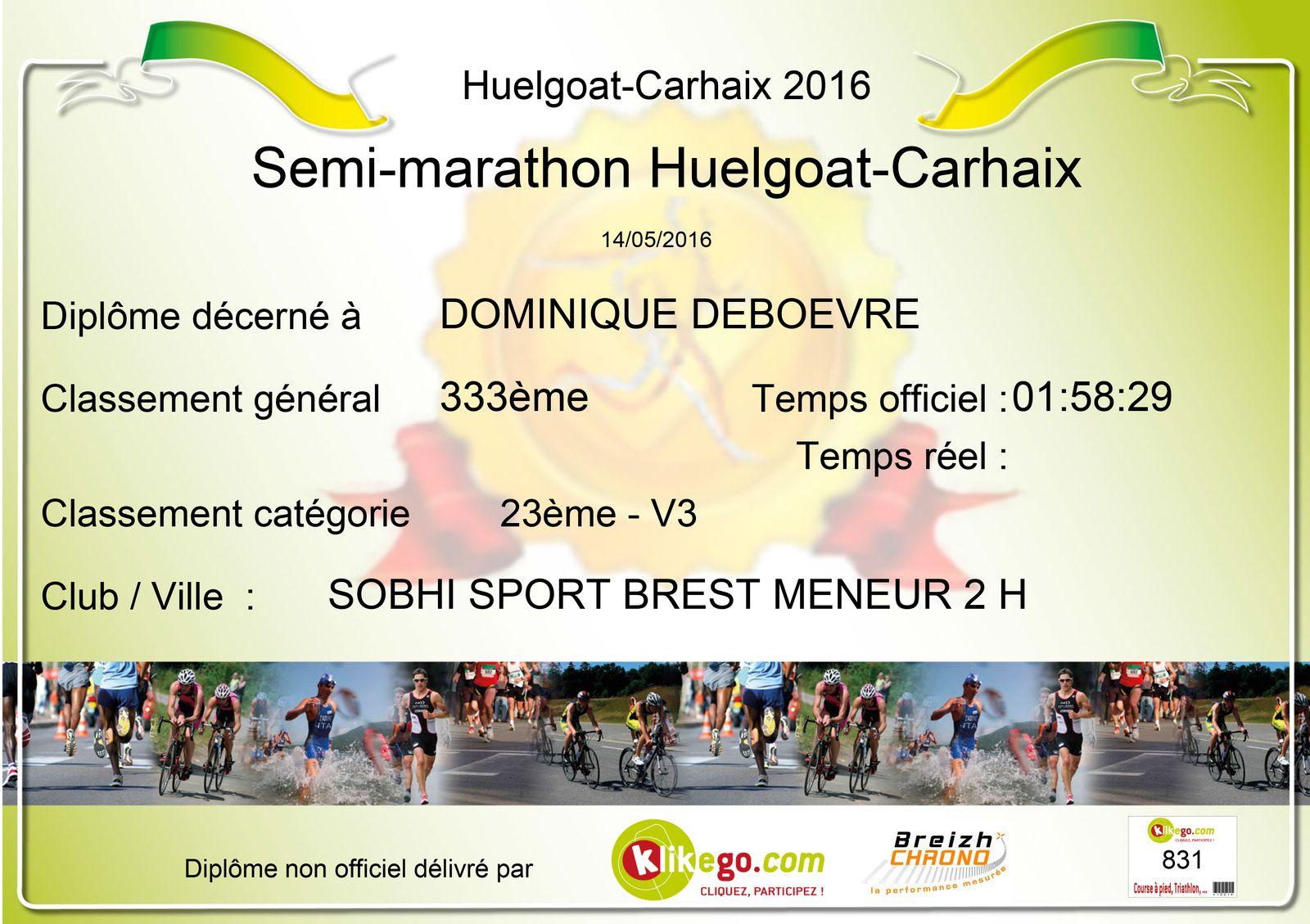 Huelgoat-Carhaix 12 ème édition