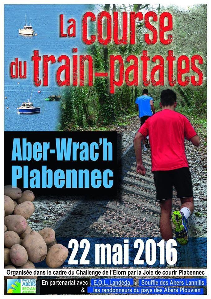 La course du train-patates 2016
