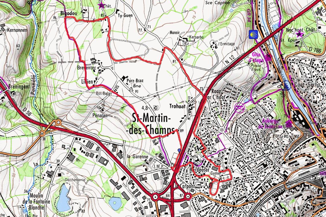 La 19 ème Saint Martinoise