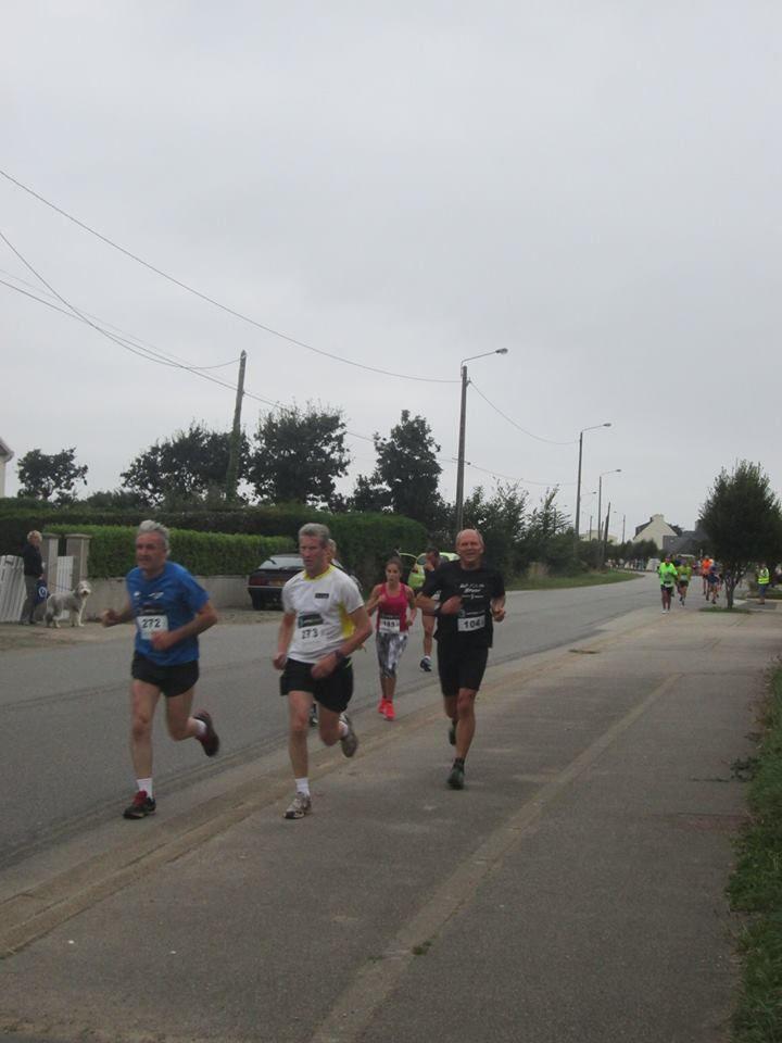 10 km de Plouzané 2016