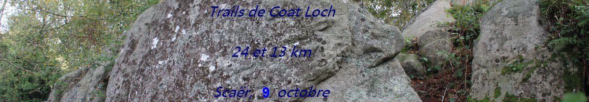 Scaër : Trail Tro Coatloc'h
