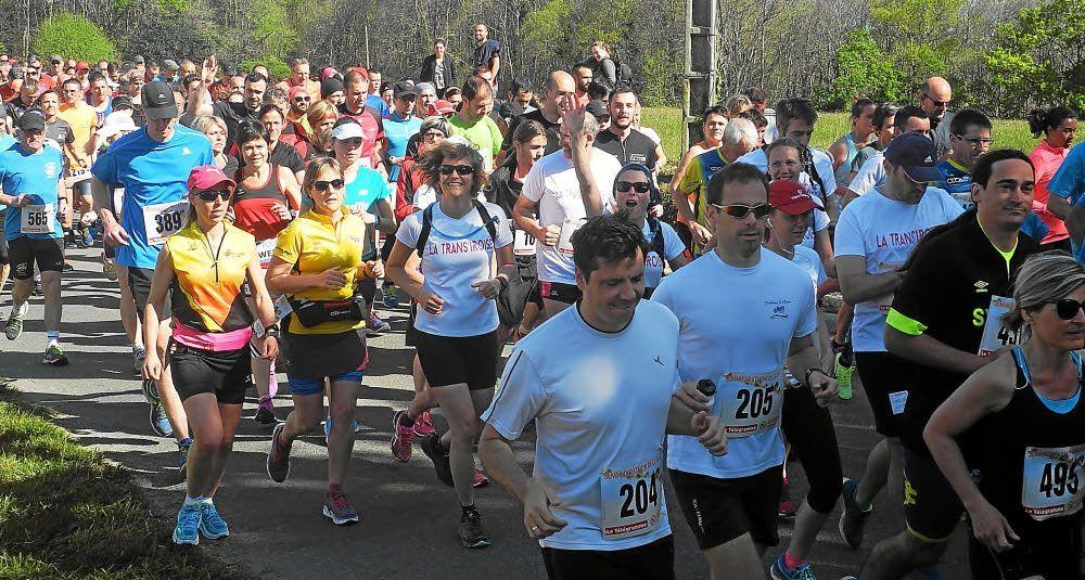 Semi marathon de la Baie