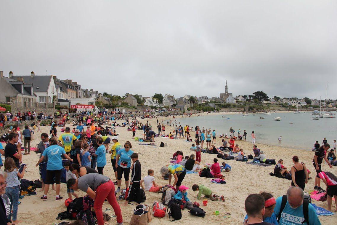 Semi marathon de île de Batz