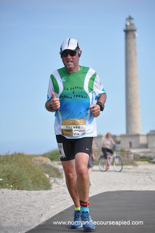 Marathon de Barfleur en Duo