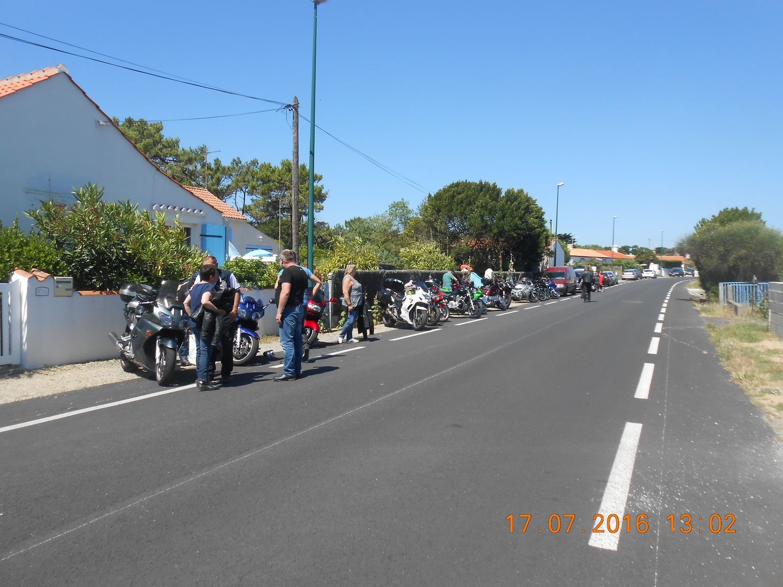 Rencontre motard vendee