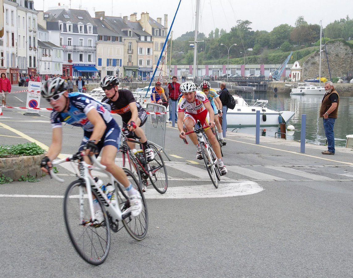 Tour de Belle ile en mer 2013
