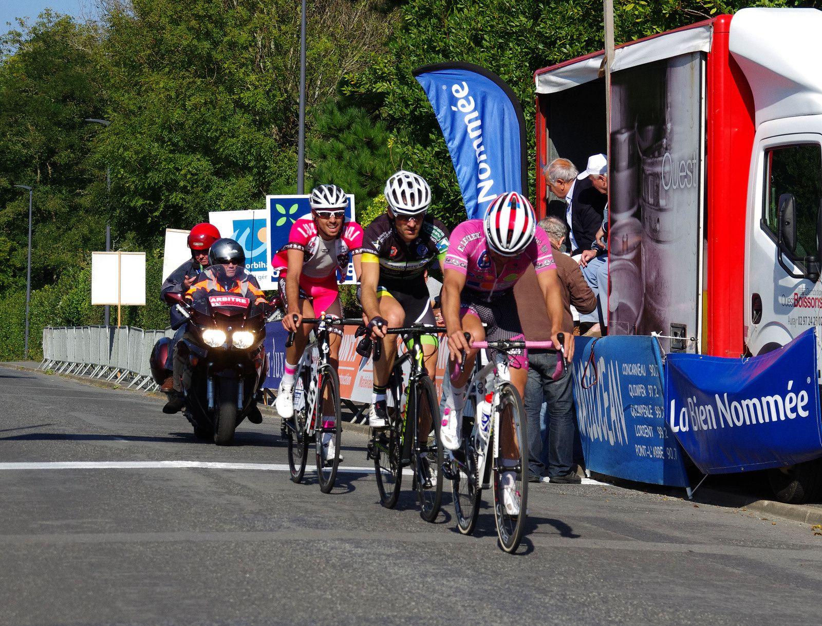 Tour Cycliste de Belle Ile en Mer 2015