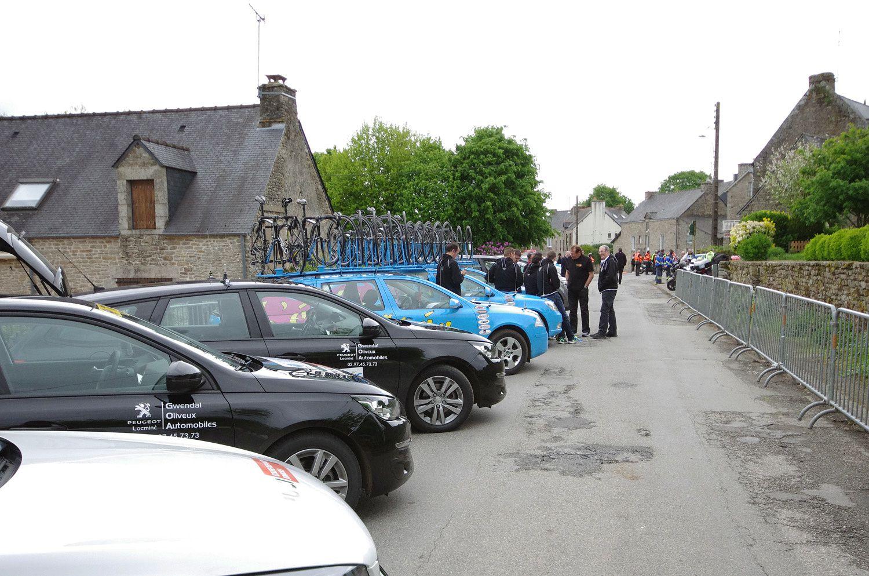 T.C. Morbihan  : étape 2 et 3 (Cruguel- Locminé)