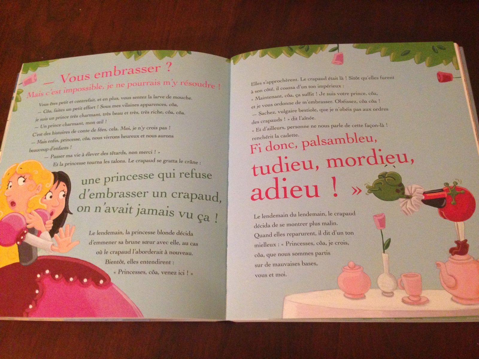 Histoires de fées et de princesse (Chut les enfants lisent)