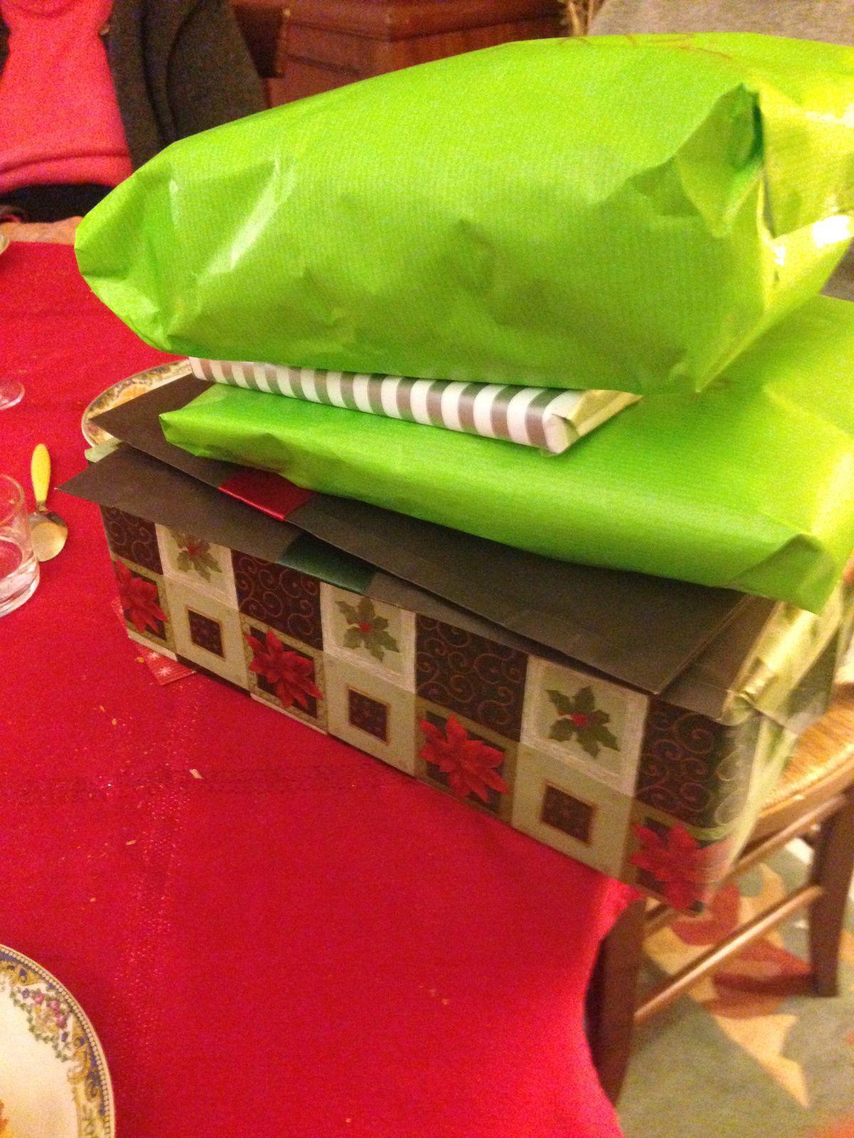 3. Avoir trouver des idées cadeaux pour Papounet juste après Noël (ouuuuuffff)