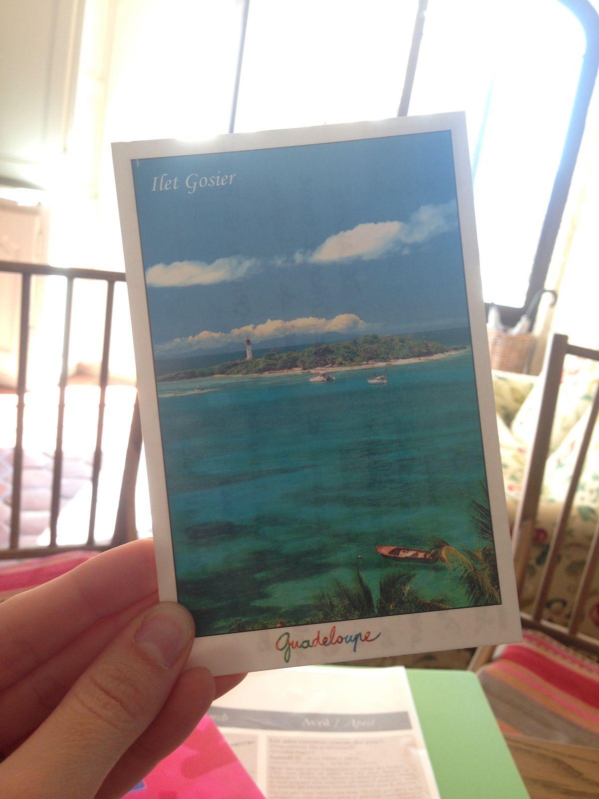 Rêver de voyages grâce à la belle carte de Ma Poulette et Tonton Choc