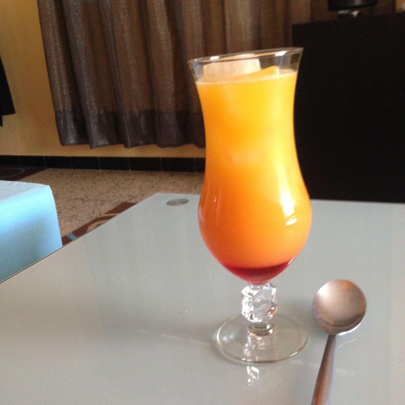 Avoir droit à un beau cocktail de Fête des Mamans!