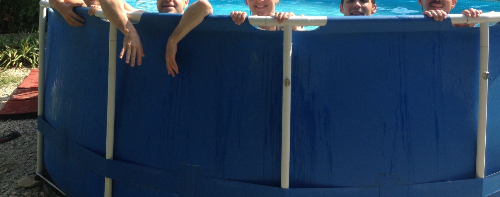 Avoir une belle brochette dans la piscine
