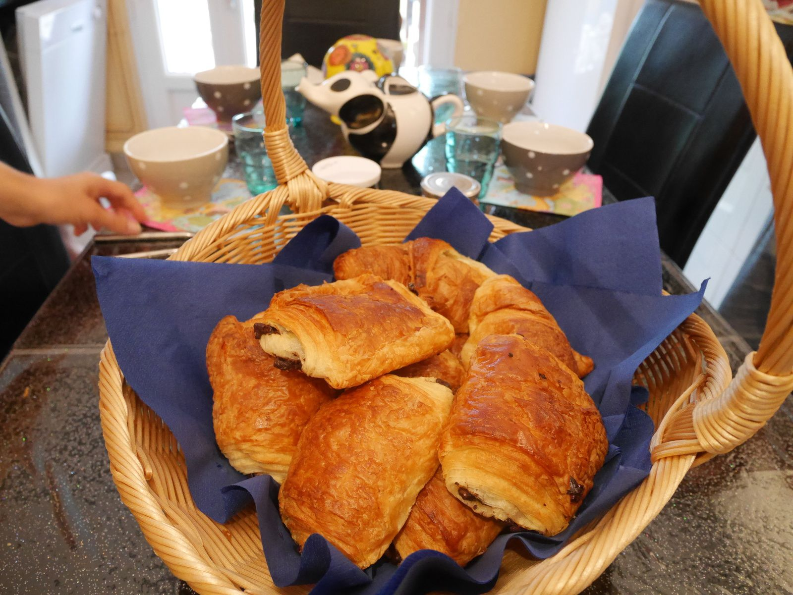 Organiser un petit déjeuner de roi