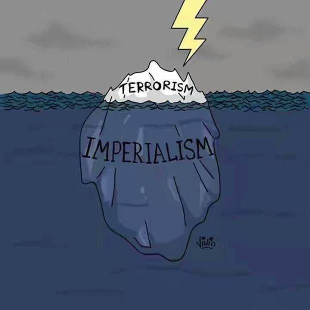 Face au terrorisme et à l'impérialisme, la riposte populaire est plus que jamais nécessaire